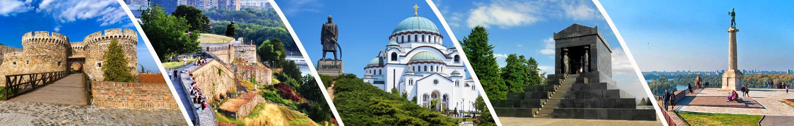 Znamenitosti Beograda
